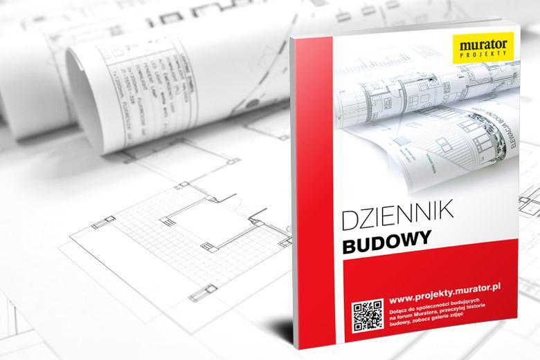 PROMOCJA: Dziennik budowy